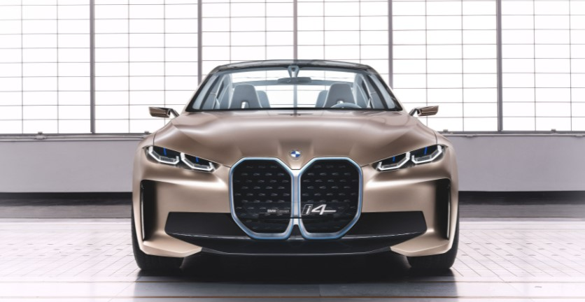 2023 BMW i4 Release Date